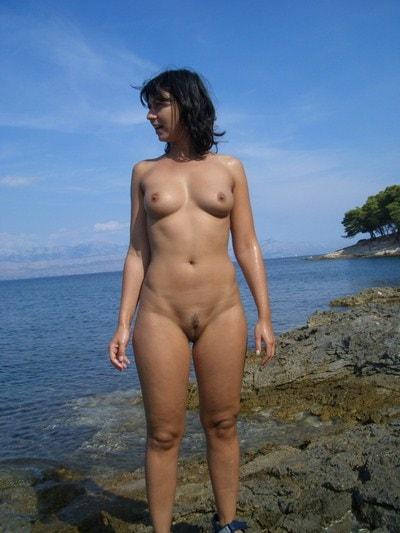 Фото голых пляжных женщин